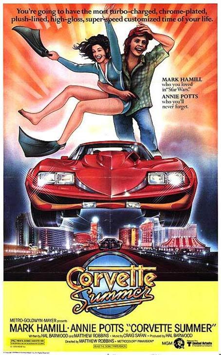 Corvette Summer Poster #1