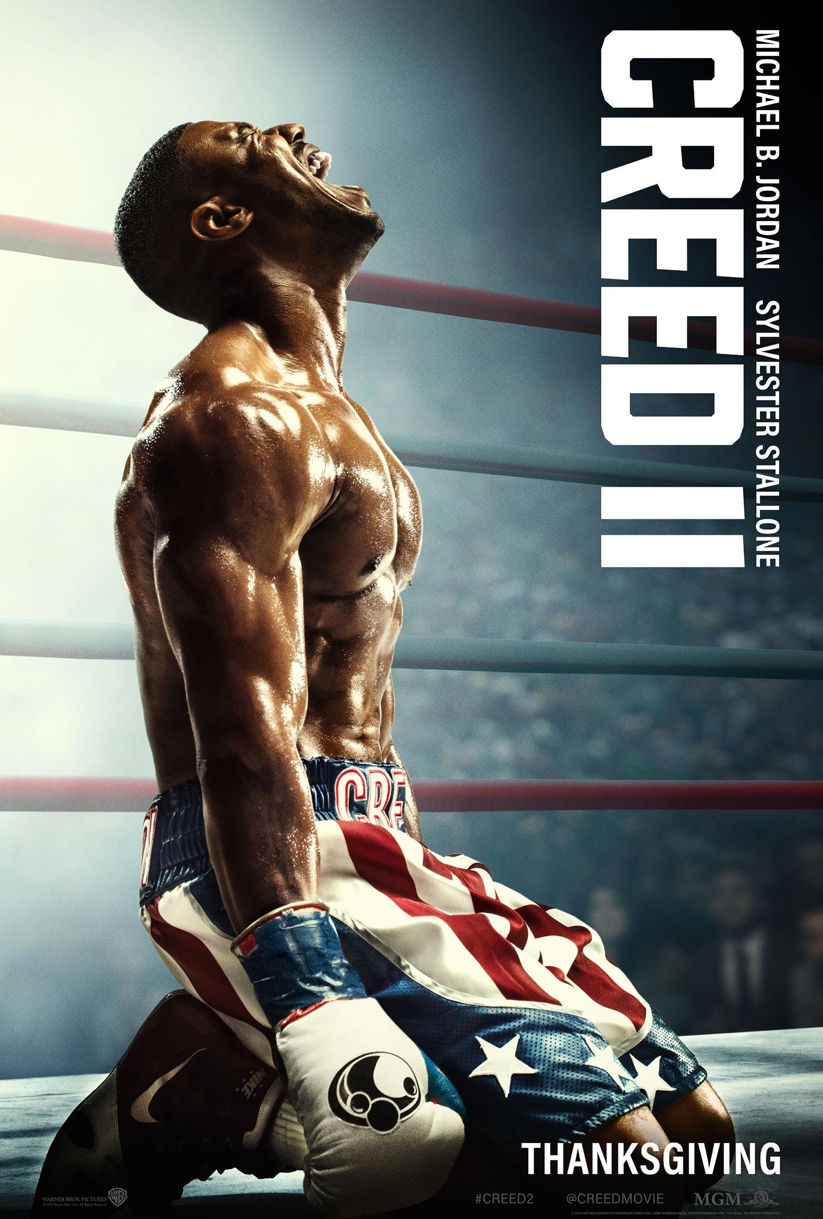 Creed II Poster #3