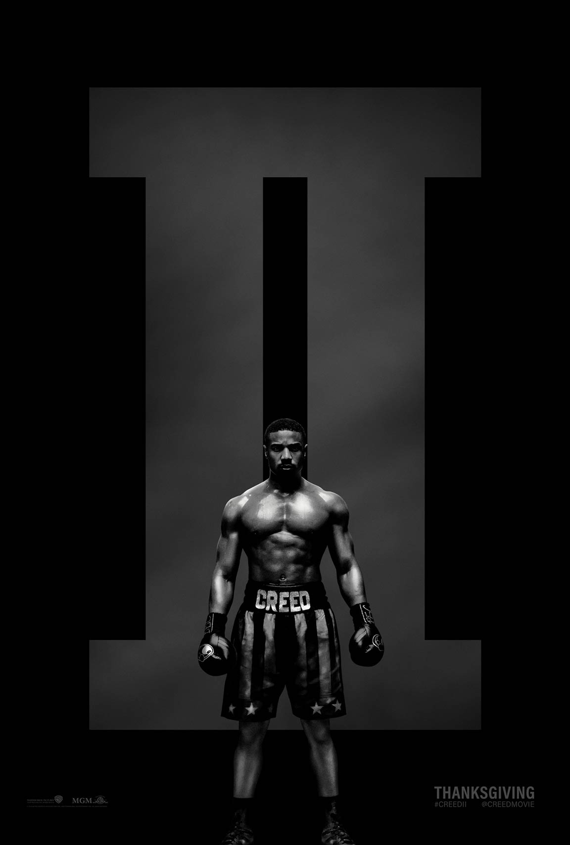 Creed II Poster #1