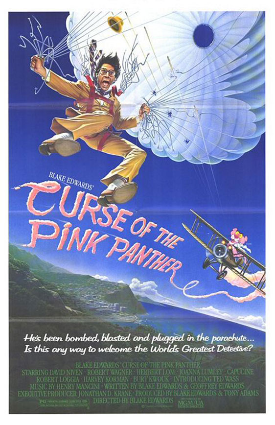 Curse of the Pink Panther Poster #1