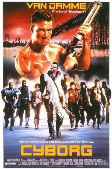 Cyborg Poster #1