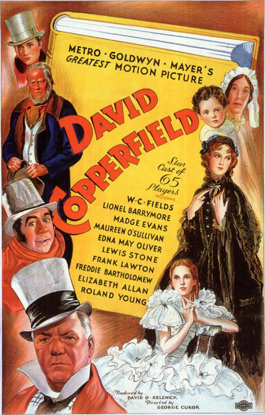 David Copperfield Poster #1