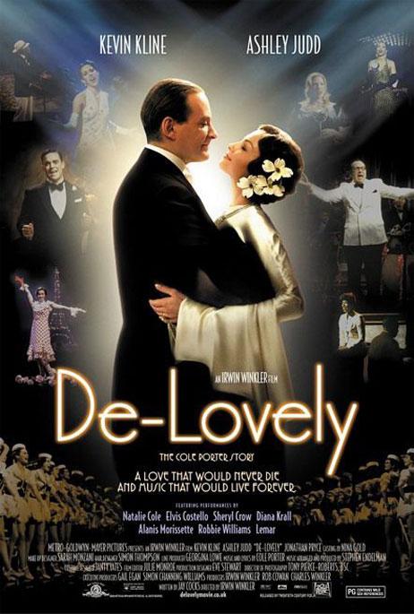De-Lovely Poster #2