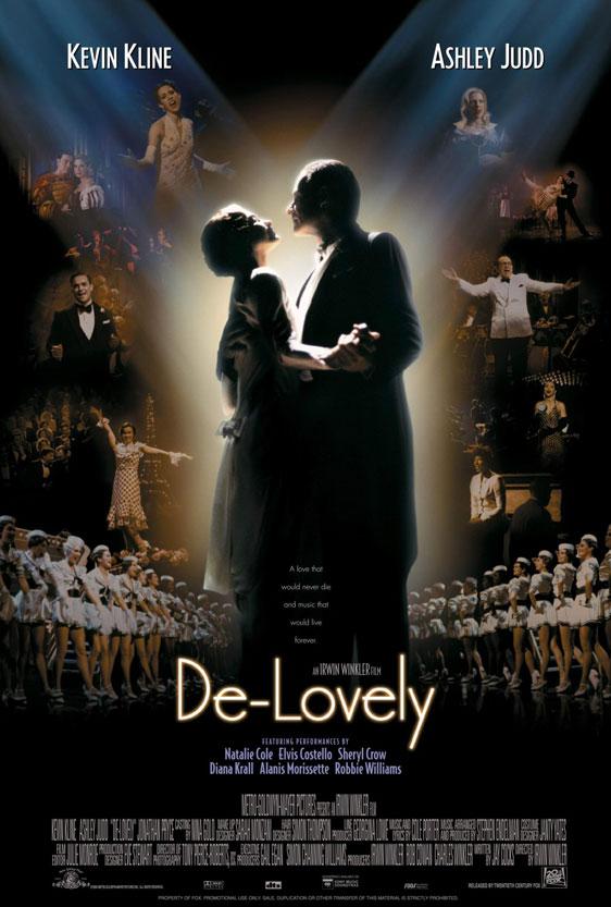 De-Lovely Poster #1
