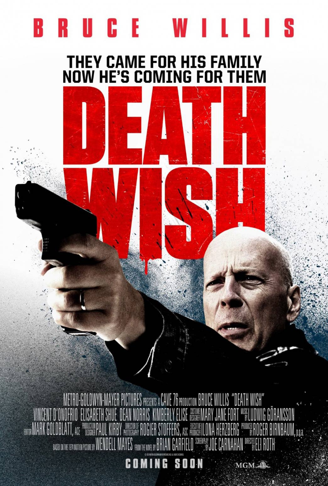 Death Wish Poster #2