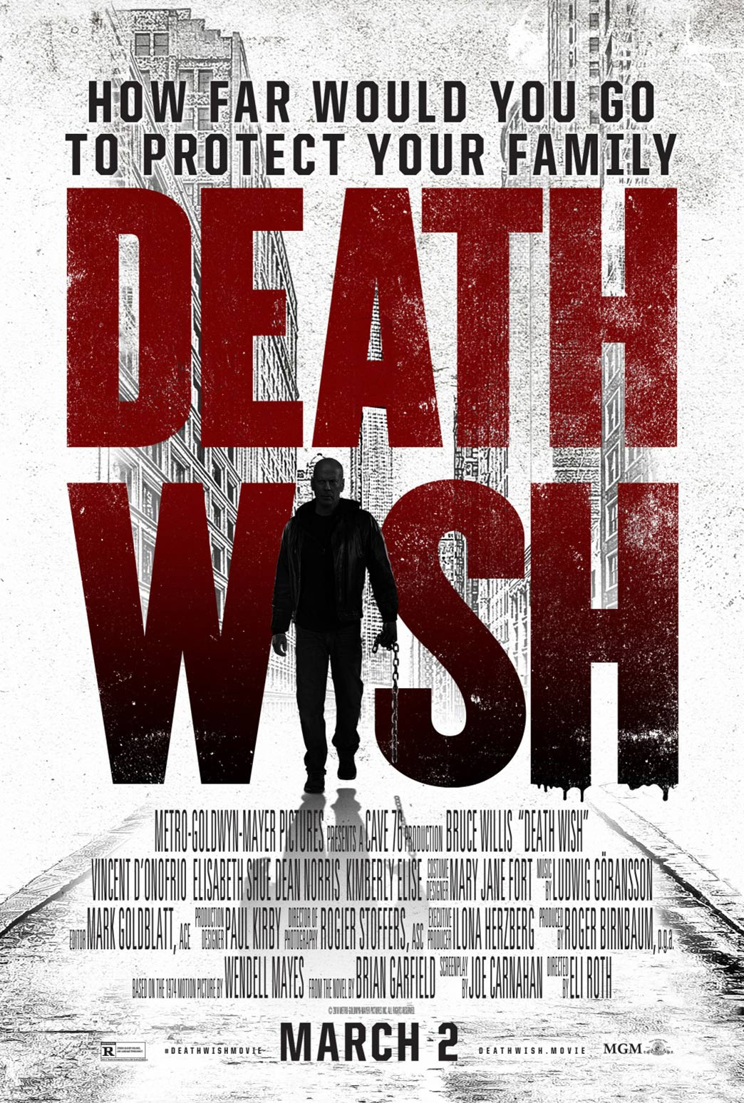 Death Wish Poster #3