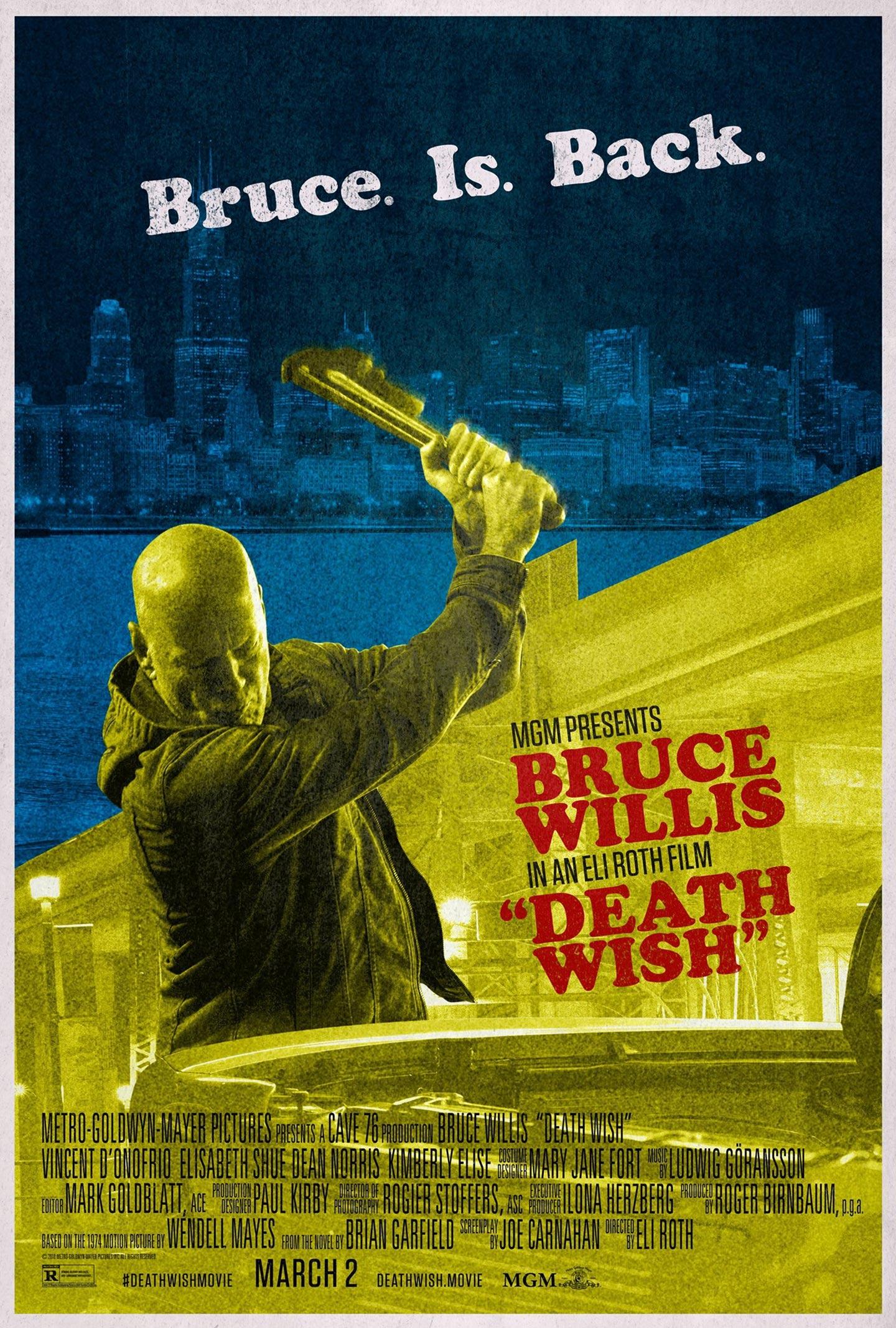 Death Wish Poster #4