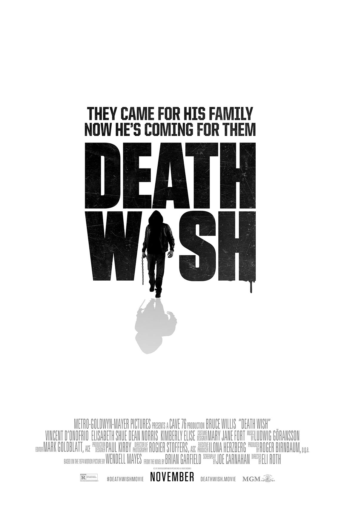 Image result for death wish 2018 poster