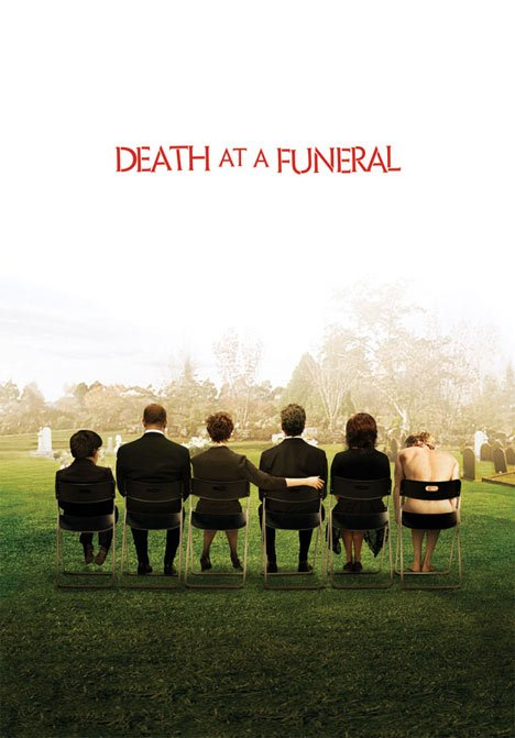 Death at a Funeral Poster #1