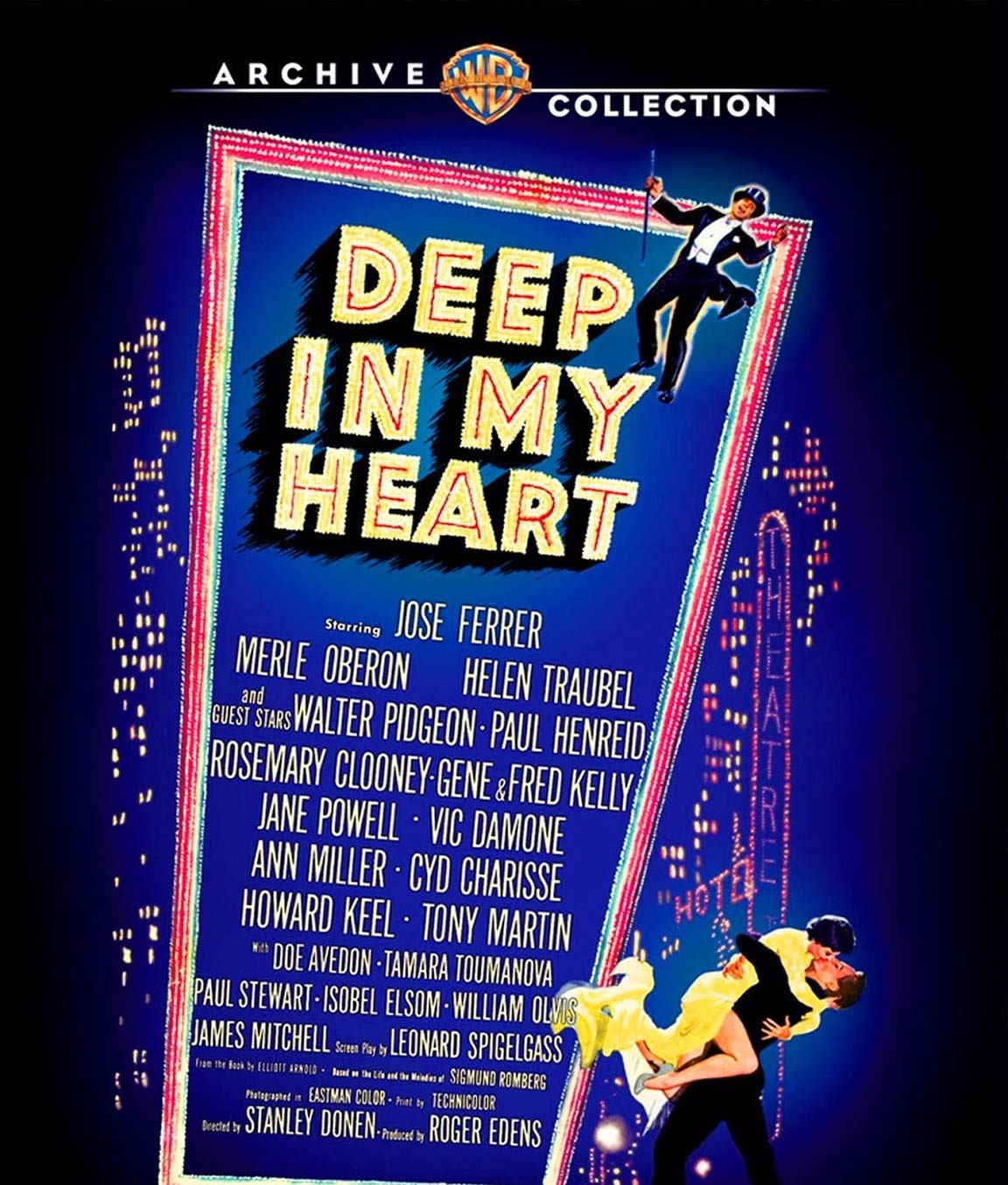 Deep in My Heart Poster #1
