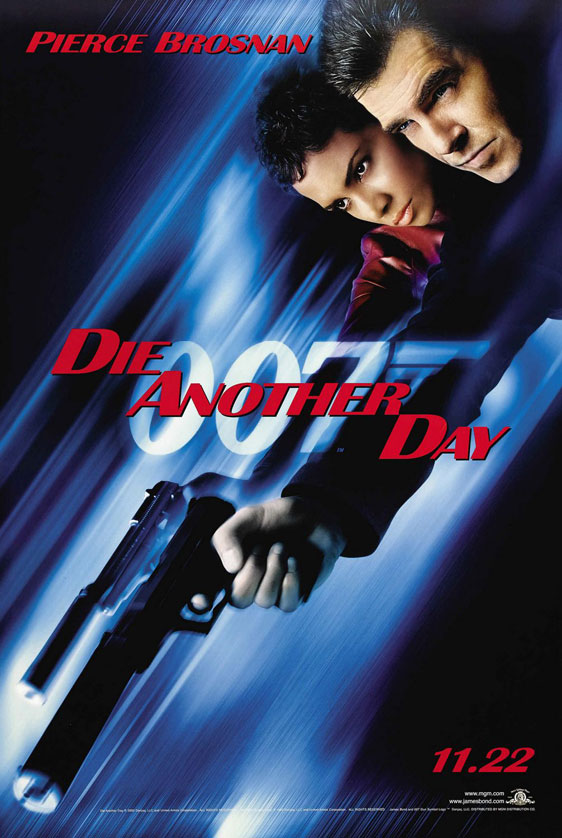Die Another Day Poster #3