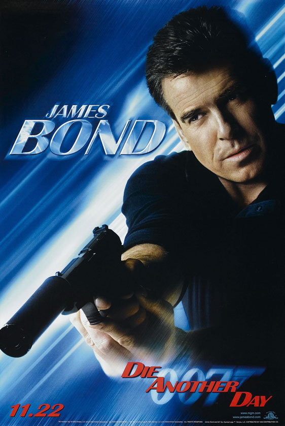 Die Another Day Poster #5
