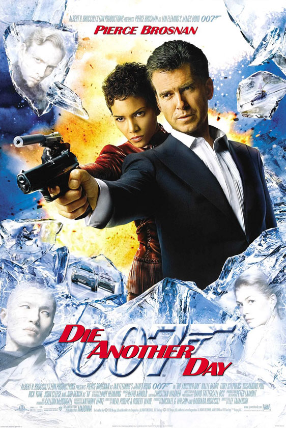 Die Another Day Poster #1