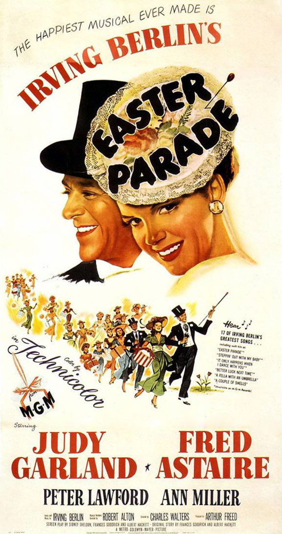 Easter Parade Poster #2