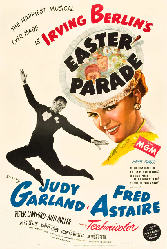 Easter Parade Poster #1
