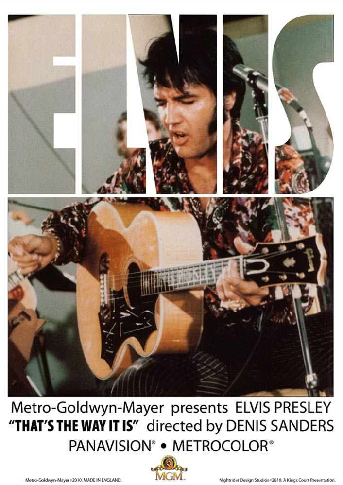 Elvis: That's the Way It Is Poster #2