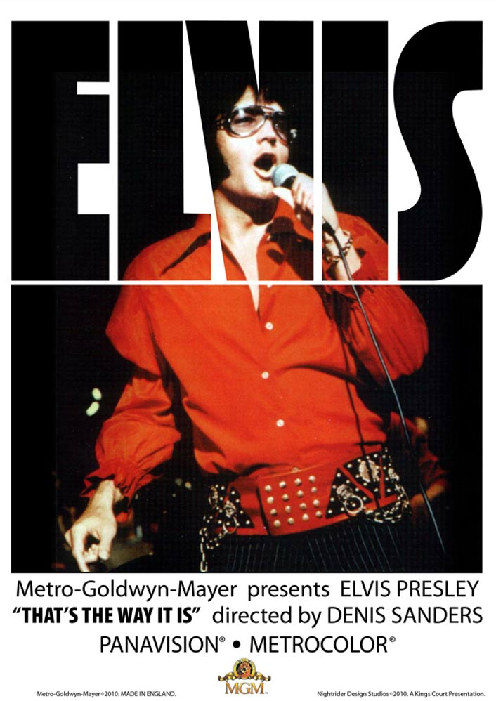 Elvis: That's the Way It Is Poster #1