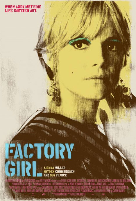Factory Girl Poster #1