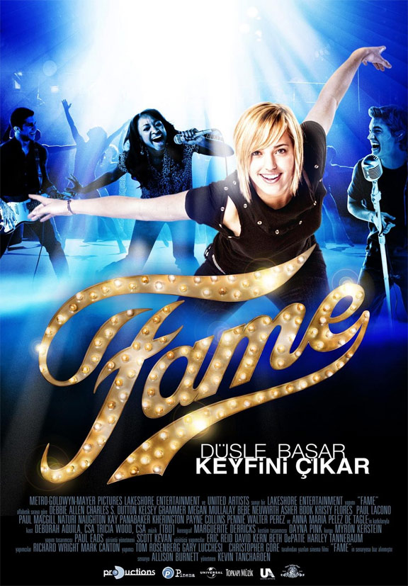 Fame Poster #12