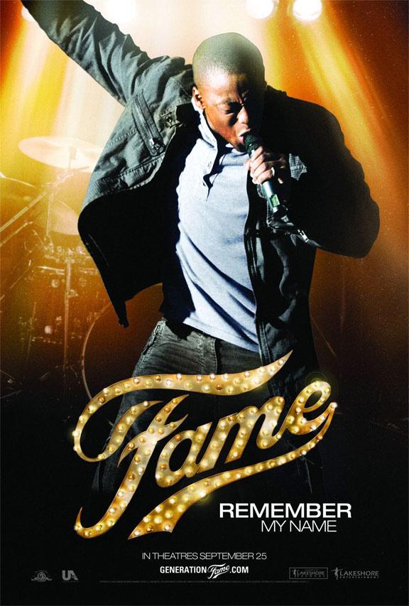 Fame Poster #7
