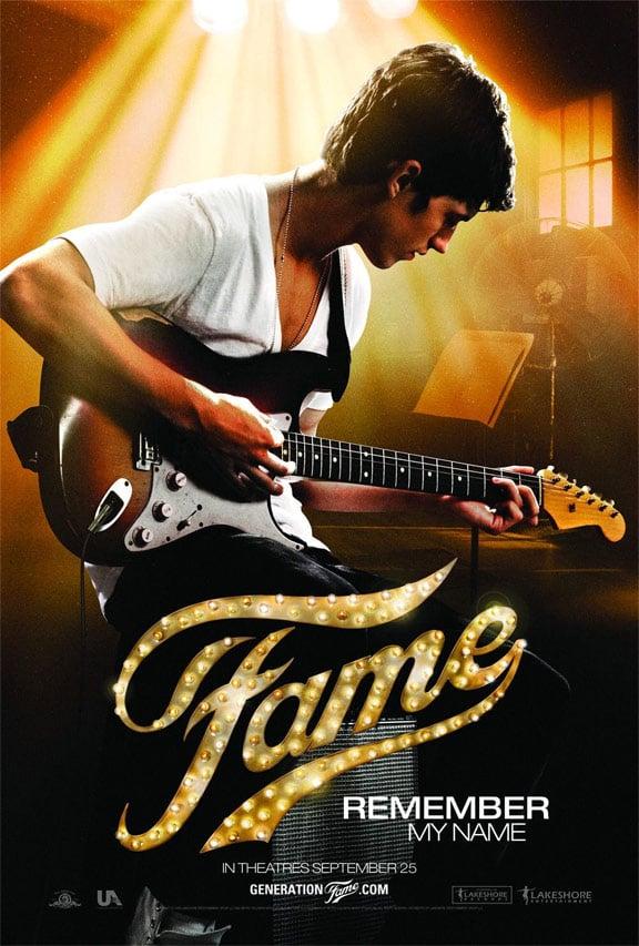 Fame Poster #8