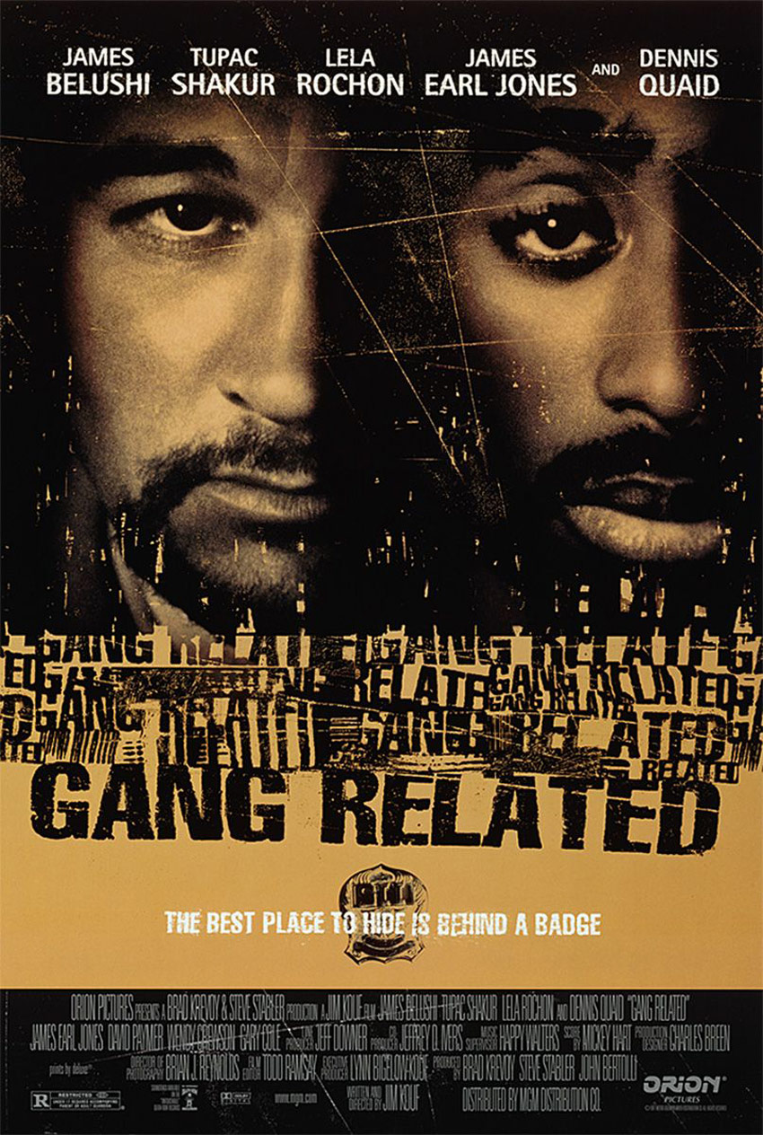 Gang Related Poster #1