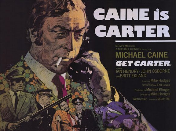 Get Carter Poster #3