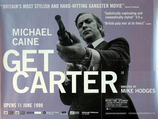 Get Carter Poster #4