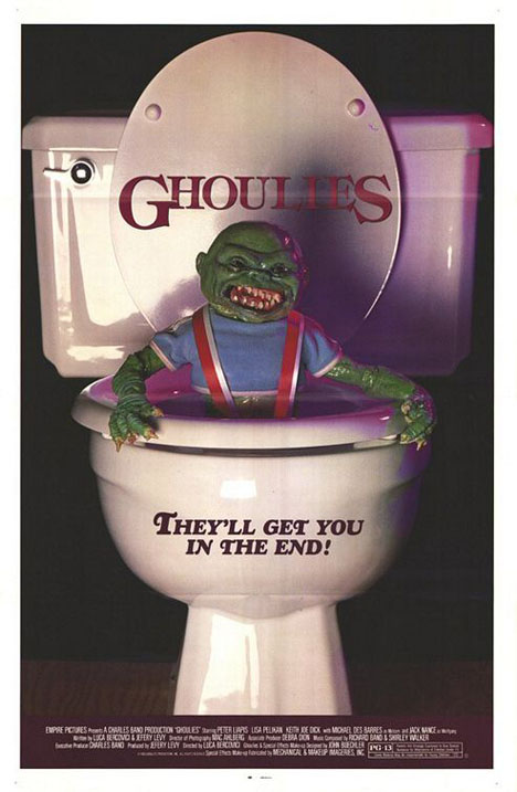 Ghoulies Poster #1