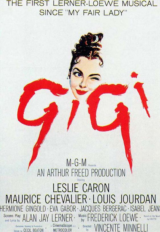 Gigi Poster #1