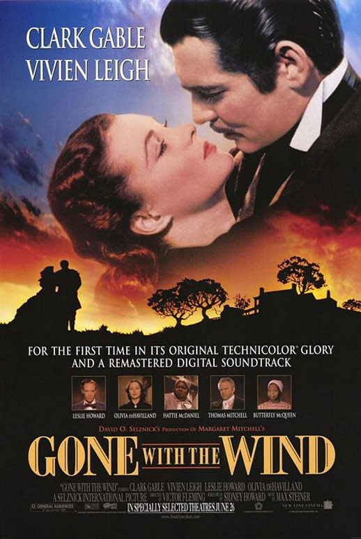 Gone with the Wind Poster #2