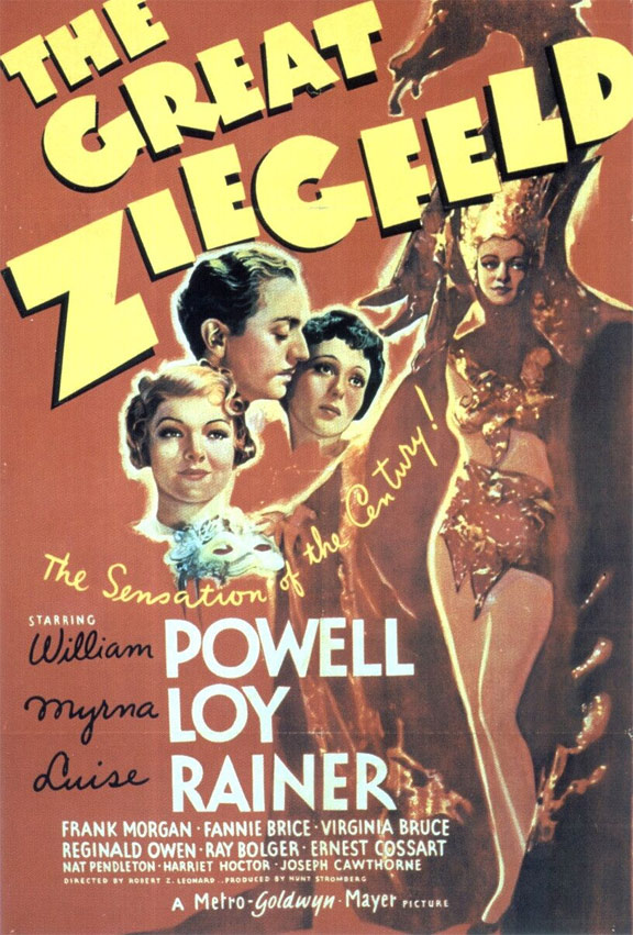 The Great Ziegfeld Poster #2