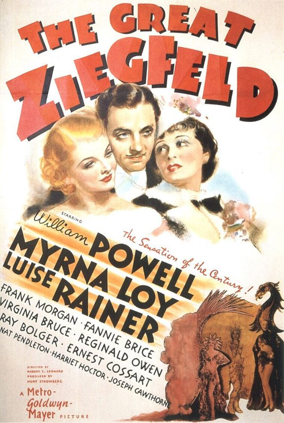 The Great Ziegfeld Poster #1
