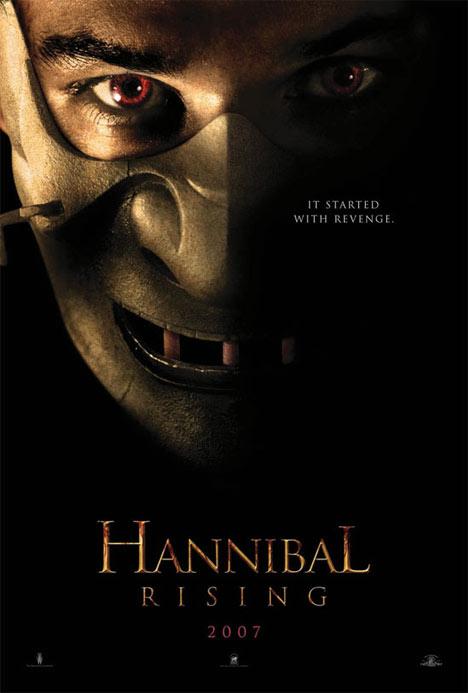 Hannibal Rising Poster #1