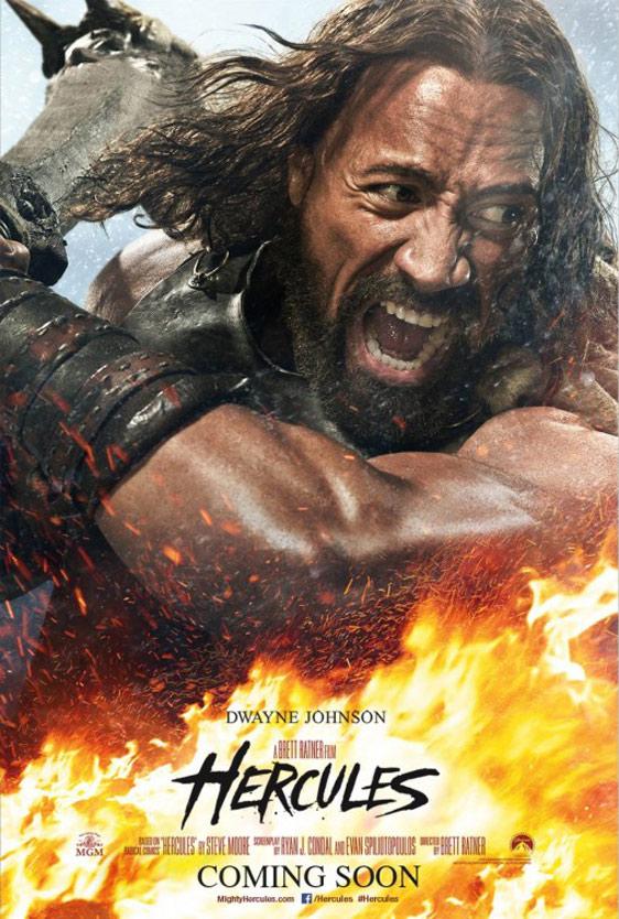Hercules Poster #1