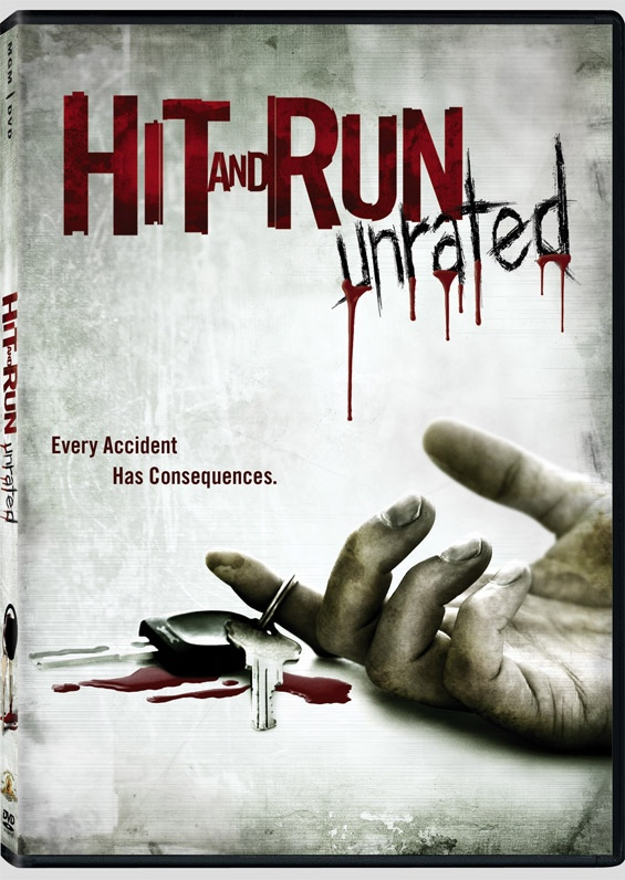 Hit and Run Poster #1