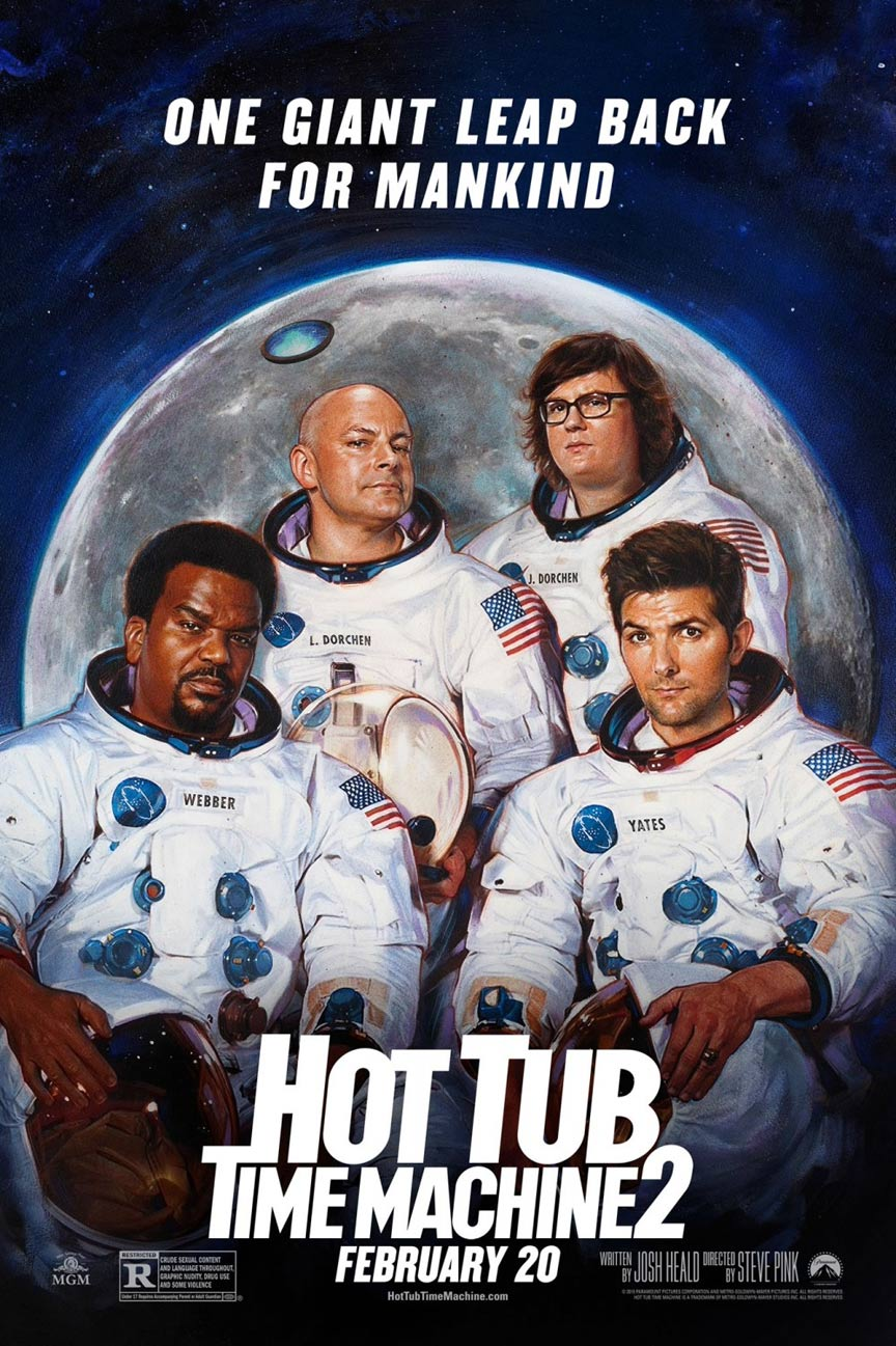 Hot Tub Time Machine 2 Poster #4