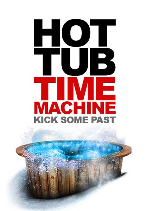 Hot Tub Time Machine Poster #1