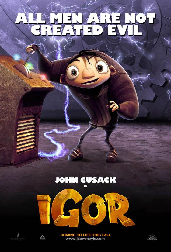 Igor Poster #1