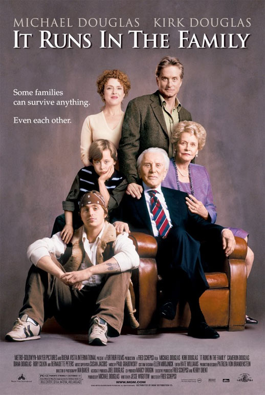 It Runs in the Family Poster #1