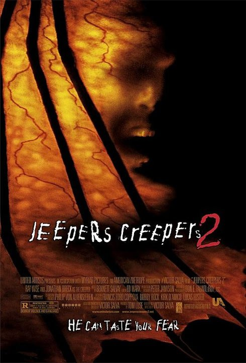 Jeepers Creepers 2 Poster #1