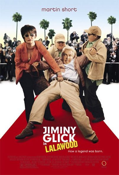 Jiminy Glick in Lalawood Poster #1