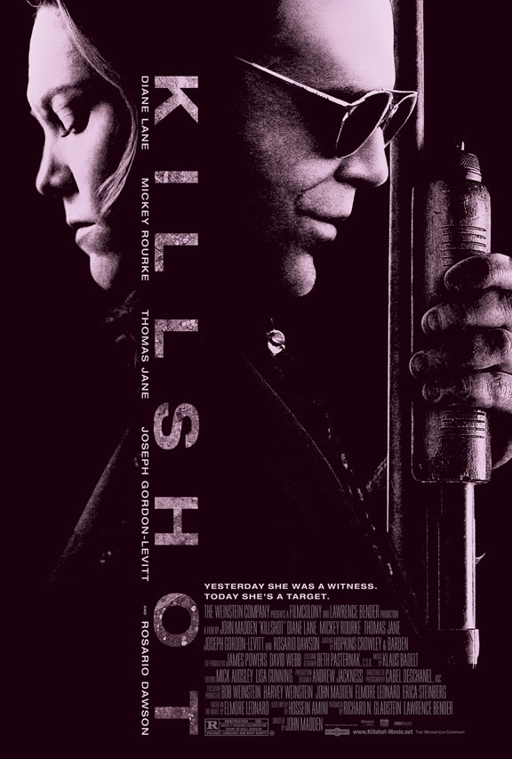 Killshot Poster #3