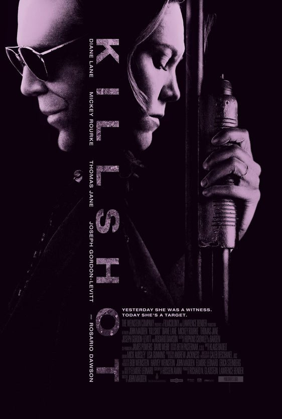 Killshot Poster #1