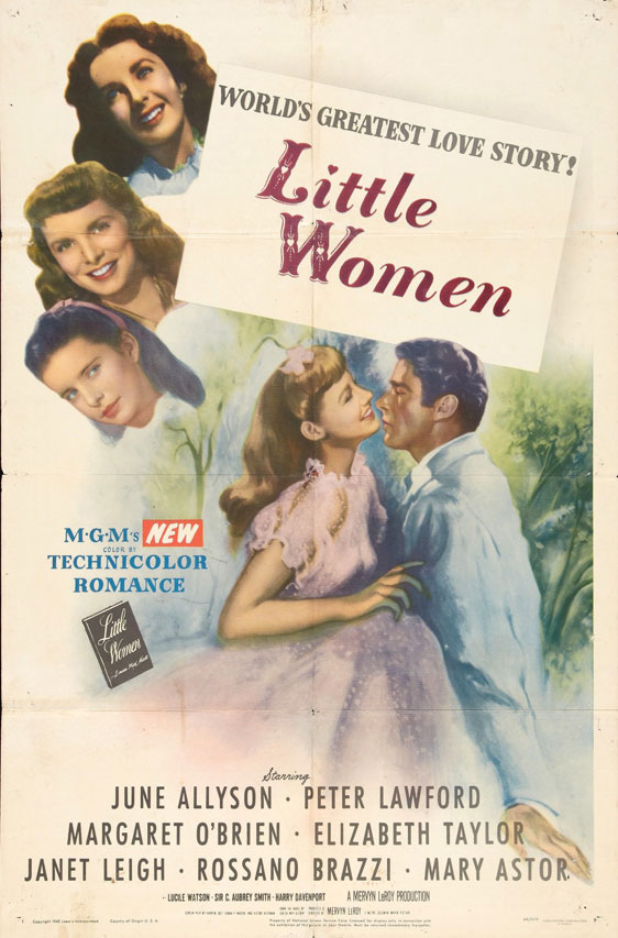 Little Women Poster #1