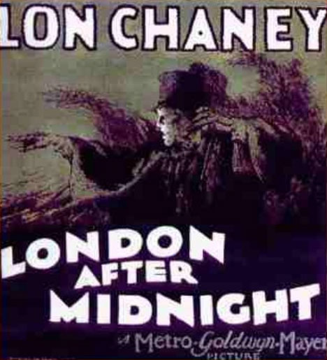 London After Midnight Poster #1