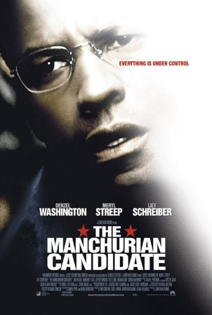 The Manchurian Candidate Poster #1