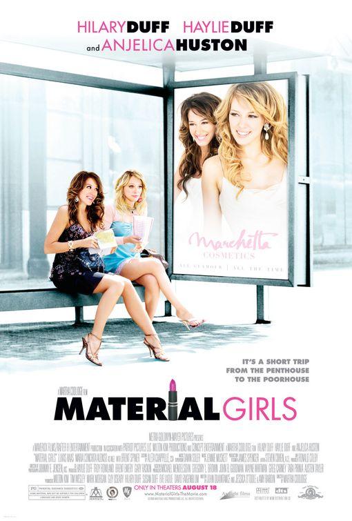 Material Girls Poster #1