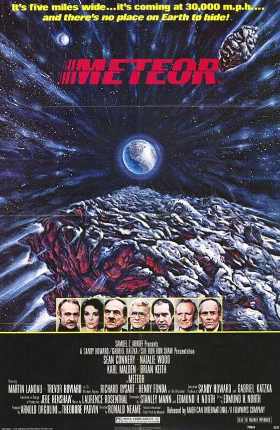 Meteor Poster #1