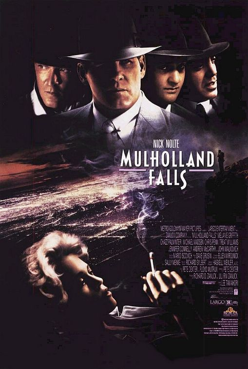 Mulholland Falls Poster #1